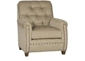 Wyatt Chair, Wyatt Ottoman