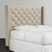 Custom Uph Beds Barcelona Queen Bonnet Bed