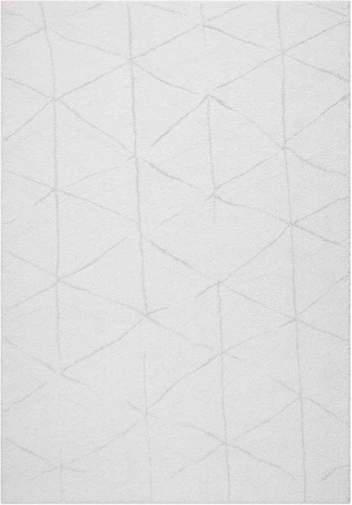 Ingenue Kih33 Ivory Rectangle Rug 5'3'' X 7'3''