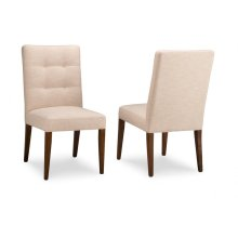 Catalina Side Chair in Fabric