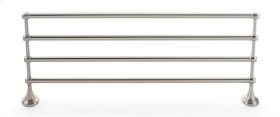 Royale Towel Rack A6626-24 - Satin Nickel