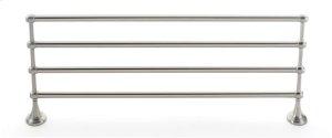 Royale Towel Rack A6626-24 - Satin Nickel