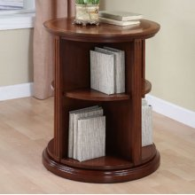 Masterpiece Rotating Bookshelf