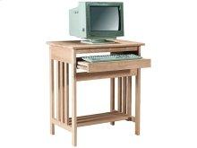Unfinished Mission Computer Desk