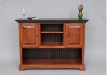 "#342 Country Sideboard 48""wx13.5""dx36""h"