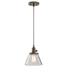 Avery Collection Avery 1 Light Mini Pendant OZ