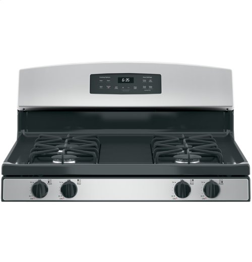 Crosley Free-standing Gas Range - Stainless