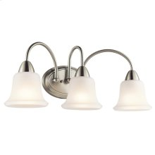 Nicholson Collection Nicholson 3 Light Bath Light NI