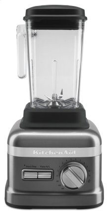 Commercial® Series Culinary Blender with 3.5 peak HP Motor - Dark Pewter