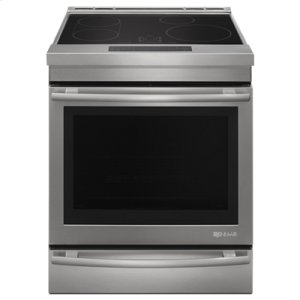 "Jenn-AirPro-Style(R) 30"" Induction Range"