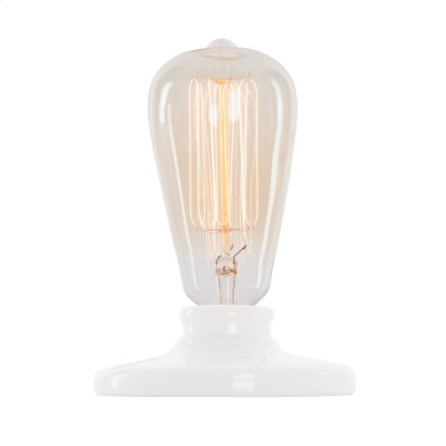 60 Watts Medium Base Incandescent Bulb