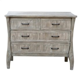 Mosiah, Accent Chest