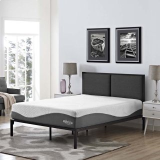 "Sabrina 12"" Queen Memory Foam Mattress"