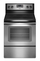 """5.3 cu. ft. Capacity Electric Range with 12""""/9"""" Dual Radiant Element Product Image"""
