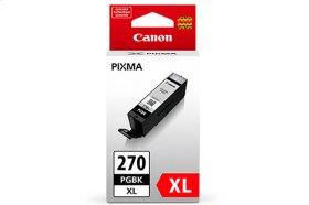 Canon PGI-270 XL Pigment Black Ink Tank XL Pigment Black Individual Ink Tank
