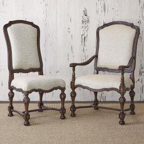 New Provence Arm Chair - Balsamo Rain