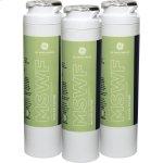 GE®MSWF3PK REFRIGERATOR WATER FILTER 3-PACK