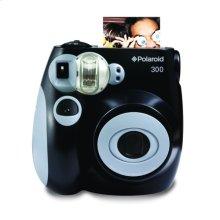 Polaroid Compact Instant Analog Camera PIC300BK, Black