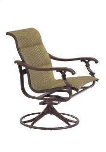 Ravello Padded Sling Swivel Rocker
