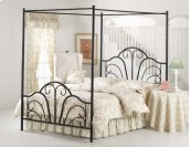Dover Full Canopy Bed Set