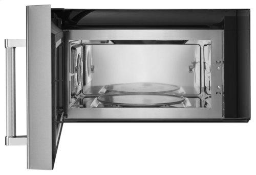 1000-Watt Convection Microwave Hood Combination - Stainless Steel