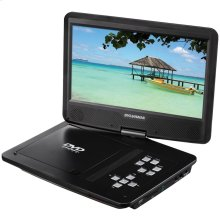 """10"""" Portable DVD Player with 5-Hour Battery"""