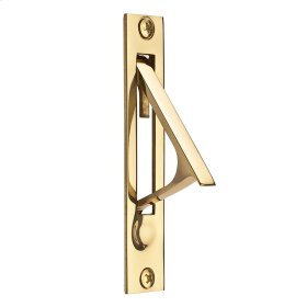 Polished Brass BR7012 Edge Pull