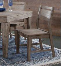 Aspen Panelback Chair Gray Wash Product Image