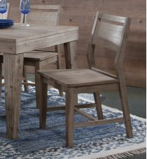 Aspen Panelback Chair Gray Wash Product Image