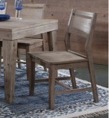 Aspen Panelback Chair Gray Wash