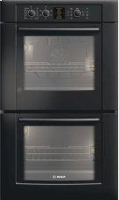 """30"""" Double Wall Oven 500 Series - Black HBL5660UC Product Image"""