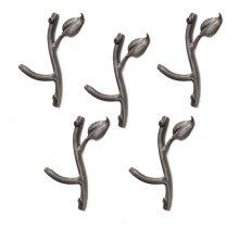 Sassafras Single Hooks- 5 Piece Set