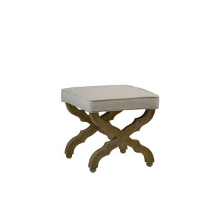 Serena Stool - Burnished Oak