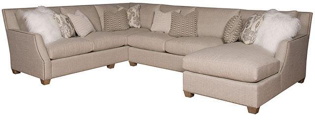 Santiago LAF Corner Sofa, Santiago Armless Loveseat, Santiago RAF One Arm Chaise