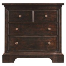 Transitional Bachelor's Chest - Polished Sable