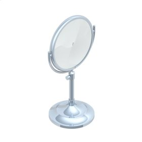 Free Standing Mirror 2 Faces 180 Mm Adjustable Foot - Magnifying