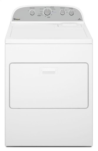 Whirlpool(R) 7.0 cu. ft. HE Dryer with Steam Refresh Cycle