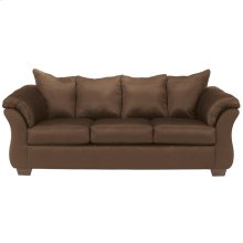 Signature Design by Ashley Darcy Sofa in Cafe Microfiber [FSD-1109SO-CAF-GG]