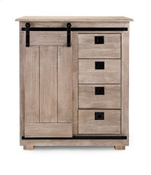 Asher Barn Door Cabinet