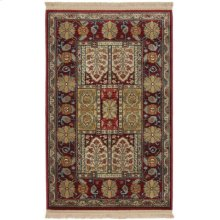 Bakhtiyari Multi Rectangle 2ft 6in X 4ft