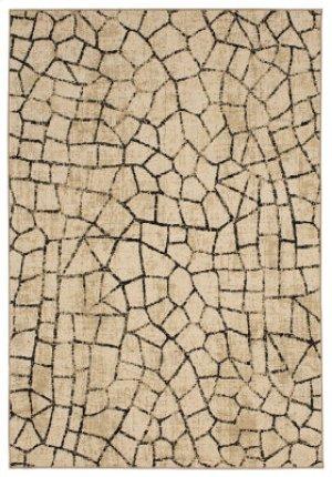 Kismet Fragment Ivory Rectangle 8ft X 11ft