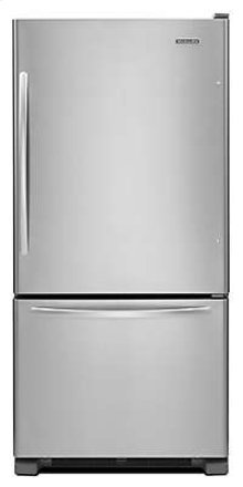19 Cu. Ft. Standard-Depth Bottom-Freezer Refrigerator, Architect® Series II