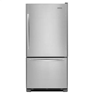 Kitchenaid19 Cu. Ft. Standard-Depth Bottom-Freezer Refrigerator, Architect(R) Series II