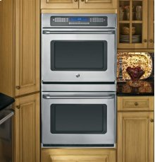 """GE Cafe™ Series 30"""" Built-In Double Convection Wall Oven***FLOOR MODEL CLOSEOUT PRICE***"""