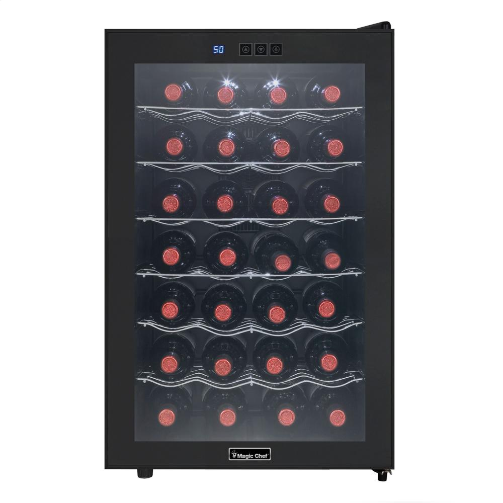 28-Bottle Wine Cooler