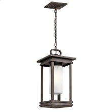South Hope Collection South Hope Large Fluorescent Outdoor Pendant in RZ