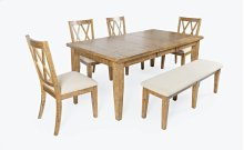 Telluride Ext Table With 4 Chairs