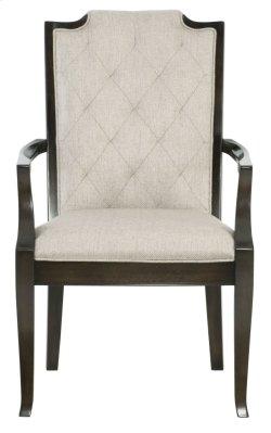 Sutton House Arm Chair in Sutton House Dark Mink (367)