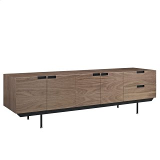 Herald Sideboard in Dark Walnut