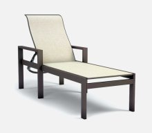 Adjustable Chaise - Padded Sling